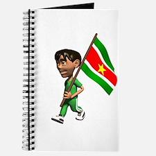 Suriname Boy Journal