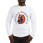 Irish Witch (Gaelic) Long Sleeve T-Shirt