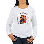 Irish Witch (Gaelic) Women's Long Sleeve T-Shirt