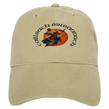 Irish Witch (Gaelic) Baseball Baseball Cap