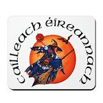 Irish Witch (Gaelic) Mousepad
