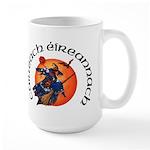 Irish Witch (Gaelic) Large Mug