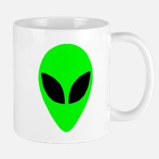 Alien Head Mug