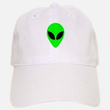 Alien Head Baseball Baseball Cap