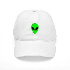Alien Head Baseball Cap