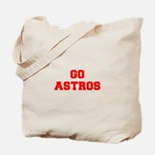 ASTROS-Fre red Tote Bag