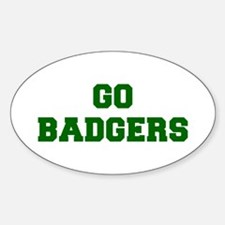 Badgers-Fre dgreen Decal