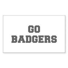 BADGERS-Fre gray Decal