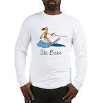Ski Babe Long Sleeve T-Shirt