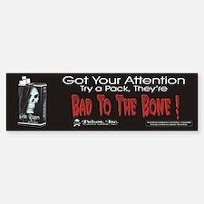 Grim Reaper Bumper Bumper Bumper Sticker