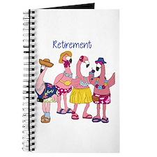Retired Flamingos Journal