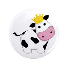 """King Cow 3.5"""" Button (100 pack)"""