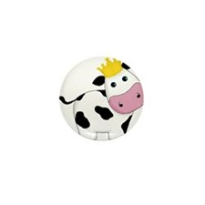 King Cow Mini Button (100 pack)