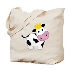 King Cow Tote Bag