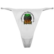 Irish Witch (Gaelic) Classic Thong