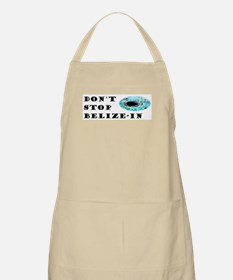 Don't Stop Belize-in Apron