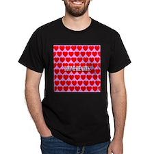 I Love Hearts! T-Shirt