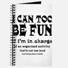 I Can Be Fun Journal