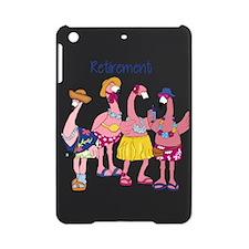 Retired Flamingos iPad Mini Case