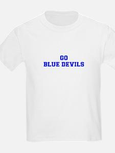 Blue Devils-Fre blue T-Shirt
