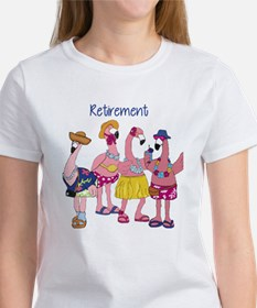 Retired Flamingos T-Shirt