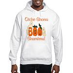 Gaelic Halloween Boo! Hooded Sweatshirt