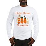 Gaelic Halloween Boo! Long Sleeve T-Shirt