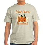 Gaelic Halloween Boo! Light T-Shirt