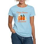 Gaelic Halloween Boo! Women's Light T-Shirt