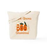 Gaelic Halloween Boo! Tote Bag
