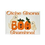 Gaelic Halloween Boo! Rectangle Magnets (10 pack)