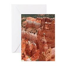 Bryce Canyon, Utah, USA 16 Greeting Cards