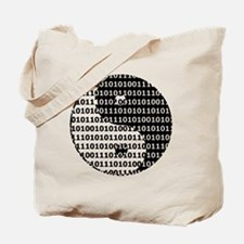 Digital Zen Tote Bag