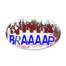 Braaaap Wall Decal
