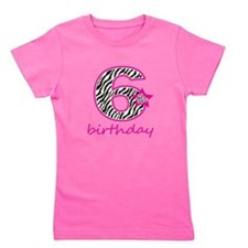 6th Birthday Girl's Tee
