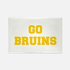 Bruins-Fre yellow gold Magnets