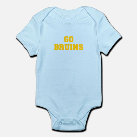 Bruins-Fre yellow gold Body Suit