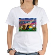 Magical Night/Two Dachshunds Shirt