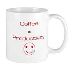 Coffee = Productivity Mugs