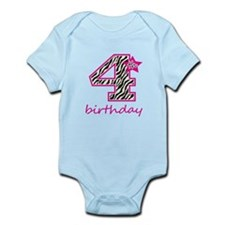 4th Birthday Body Suit