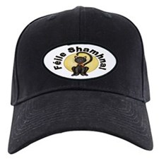 Gaelic Black Cat Baseball Hat