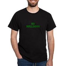 Bulldogs-Fre dgreen T-Shirt