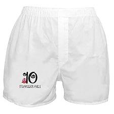 10 Months Old Baby Bird Boxer Shorts