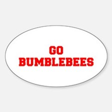BUMBLEBEES-Fre red Decal