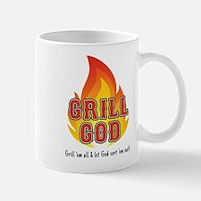 Grill God Mugs