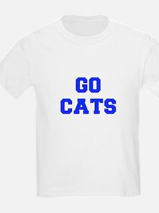 cats-Fre blue T-Shirt