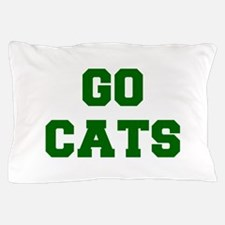 CATS-Fre gray Pillow Case