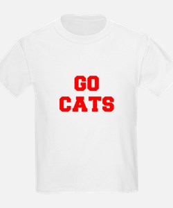 CATS-Fre red T-Shirt