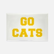 cats-Fre yellow gold Magnets
