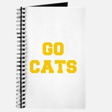 cats-Fre yellow gold Journal